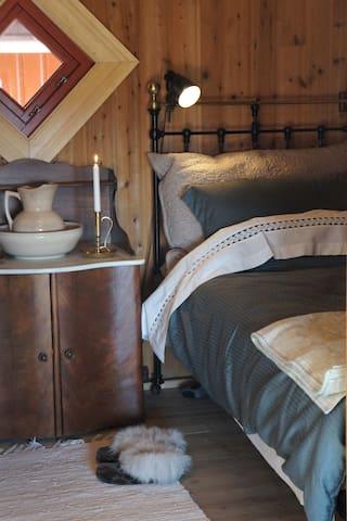 To enkeltsenger på soverommet
