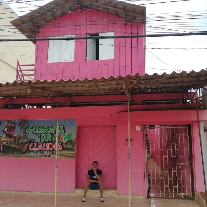 Chalezinho na Pousada Guaraná da Cláudia