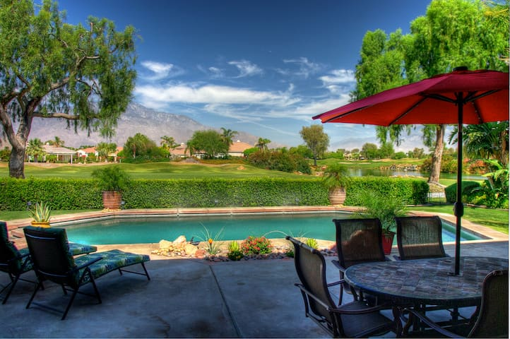 Rancho MIrage View Home