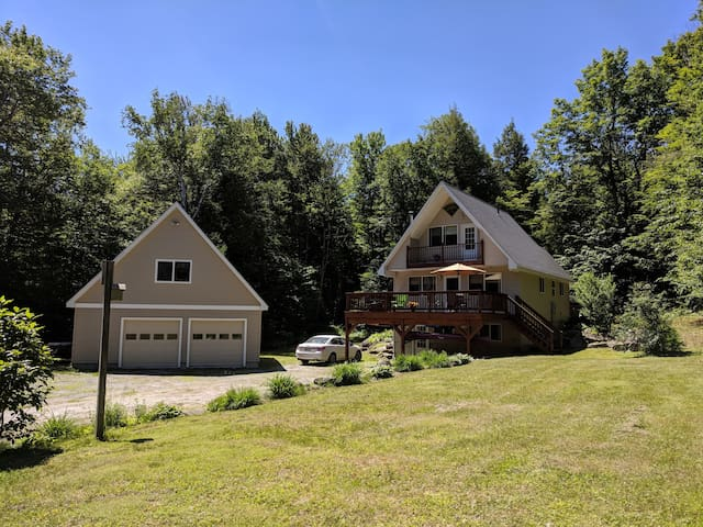 Family Friendly Berkshire Getaway on 3.4 acres