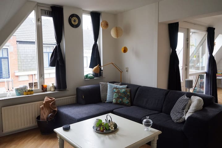 City apartment in Tilburg Centre (BEST LOCATION!)