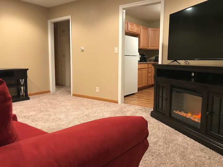 Cozy Downtown Rapid City 2 Bedroom