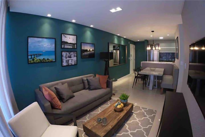 Apartamento Design em Blumenau