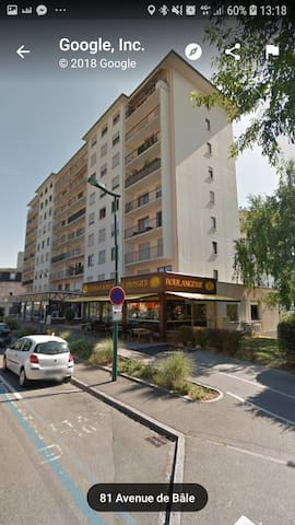 Appartement To rent baselword