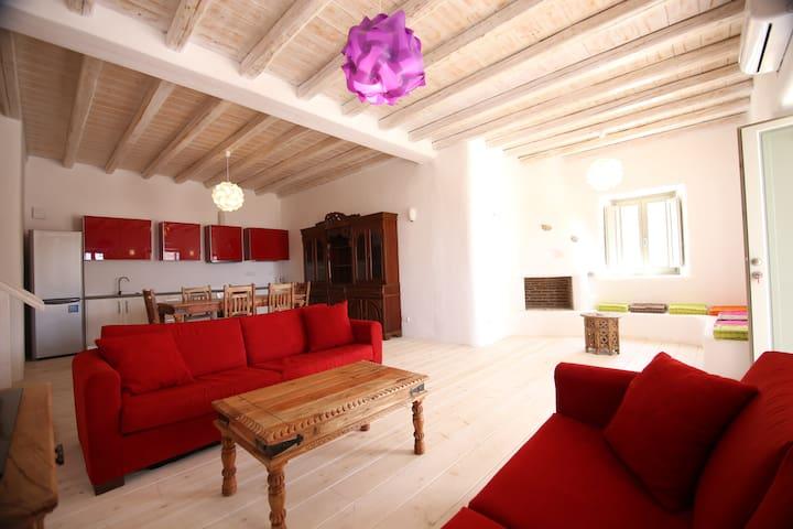Superb Villa in Mykonos! - Elia - Hus