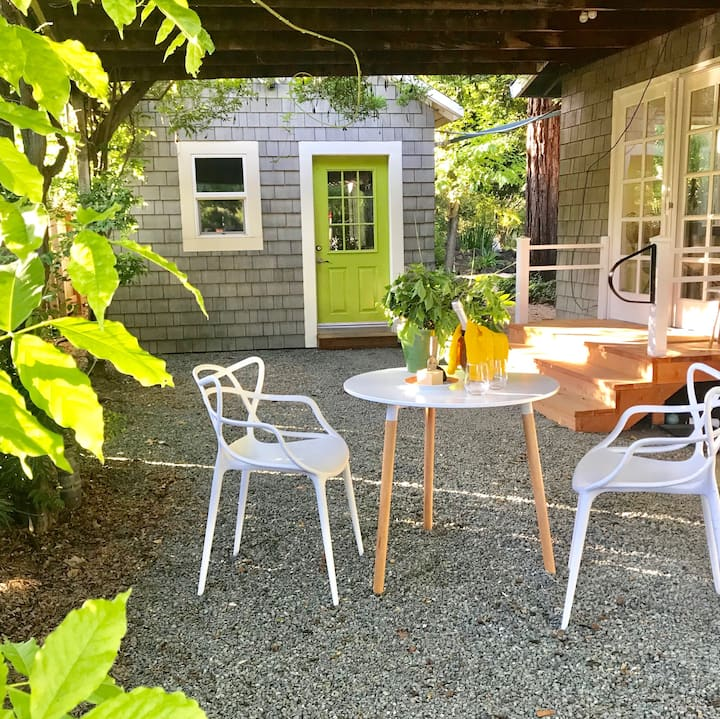 Artbnb, a Wine Country Utopia