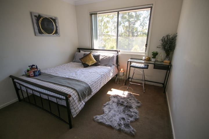 Modern Room in Central North Brisbane Home