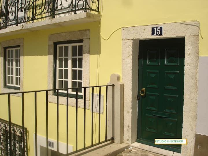 «ALFAMA NEST» 2 - Apartment studio