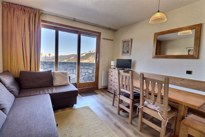 2 ROOM WELL SITUATED, SKI IN & SKI OUT, CLOSE TO SHOPS