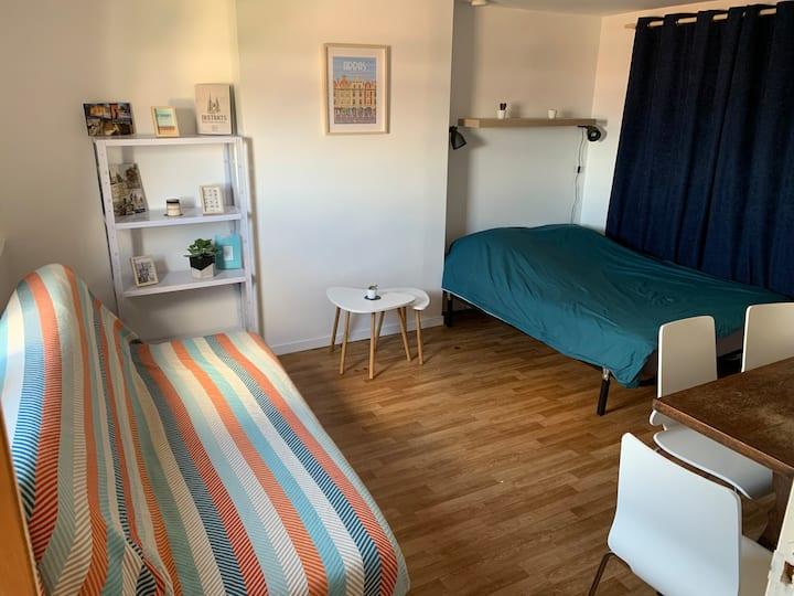 Appartement centre ville - Paul Verlaine