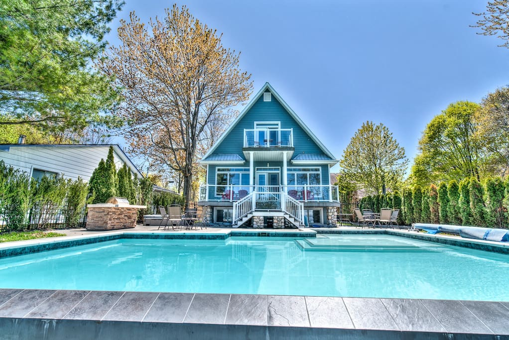 Niagara Luxury Lakefront Estate 15 Mins From Notl Houses For Rent In Saint Catharines