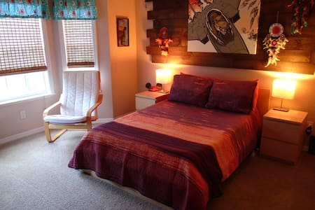 EXTREMELY QUIET Bedroom w/ Private Bath - Orlando - Apartament