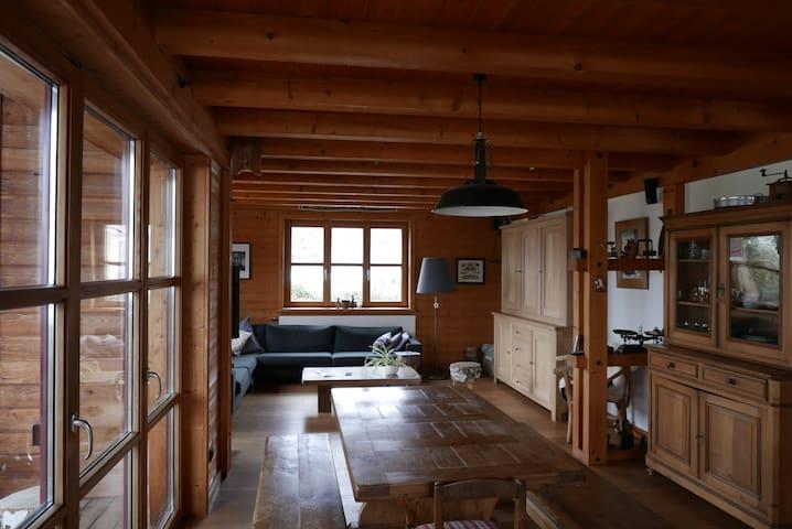 Maison avec jardin proche vignoble - Orschwihr - Dům