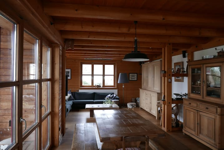 Maison avec jardin proche vignoble - Orschwihr - Ev