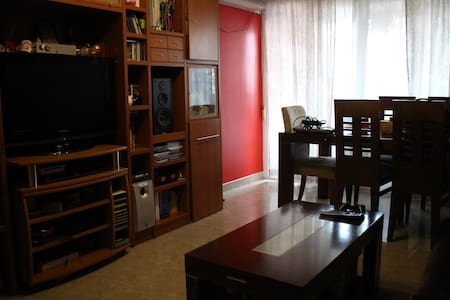 Cozy single room (30' from Madrid) - Móstoles - Pis