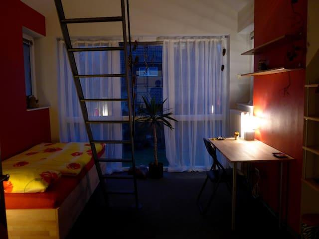 Gästezimmer mit ''Stimmungslicht''