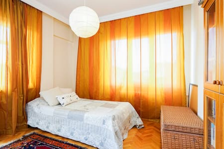 Central and spacious at east side close Bosphorus - 伊斯坦布尔 - 公寓
