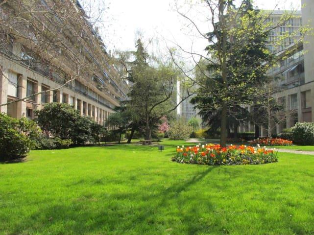 The Campaign in Paris - Boulogne-Billancourt - Apartament