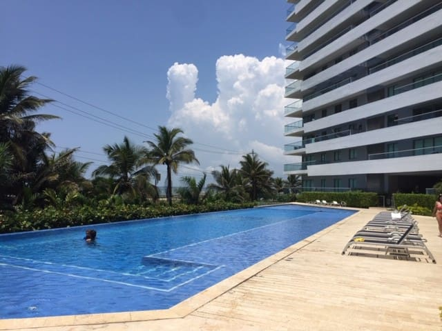 Beach Condo Cartagena