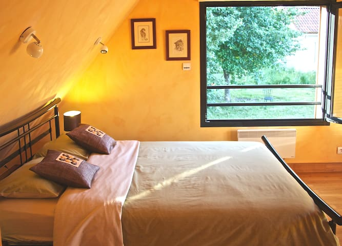 Bed and Breakfast Bio La Dentalie - Rouffignac-Saint-Cernin-de-Reilhac