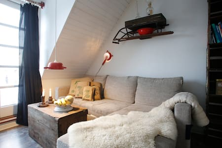 televisonknown secondhanddesign apartment - Glamsbjerg