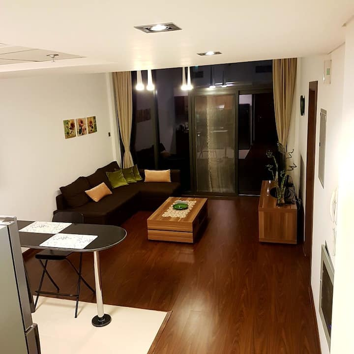 *Lucky Home(super cozy 1 BR.apartment only for u)