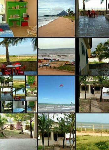 Casa a piuma. Espirito santo Brésil - Piúma
