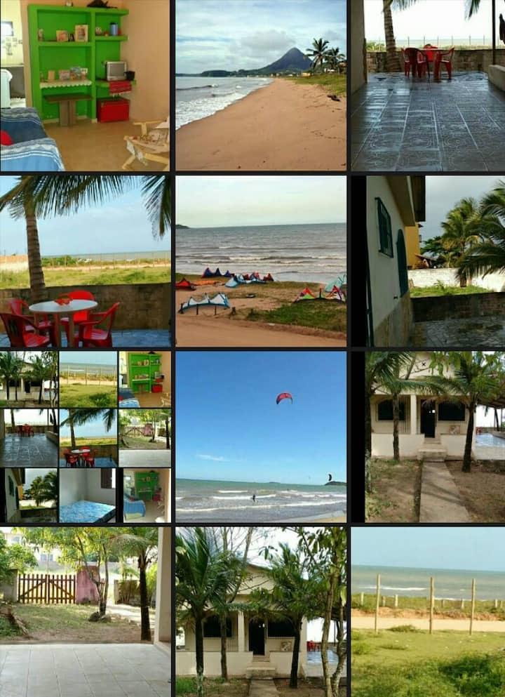 Casa a piuma. Espirito santo Brésil
