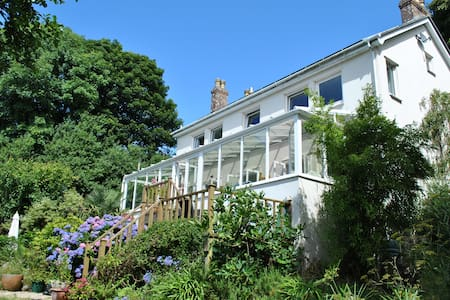 Bosula House (1) - Lamorna - Bed & Breakfast