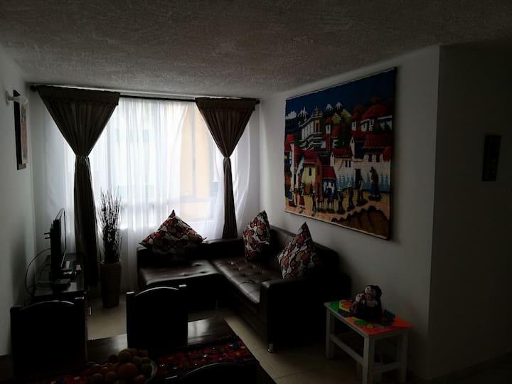 Lindo apartamento en Zipaquirá