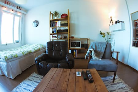 Cosy studio apartment in Joensuu