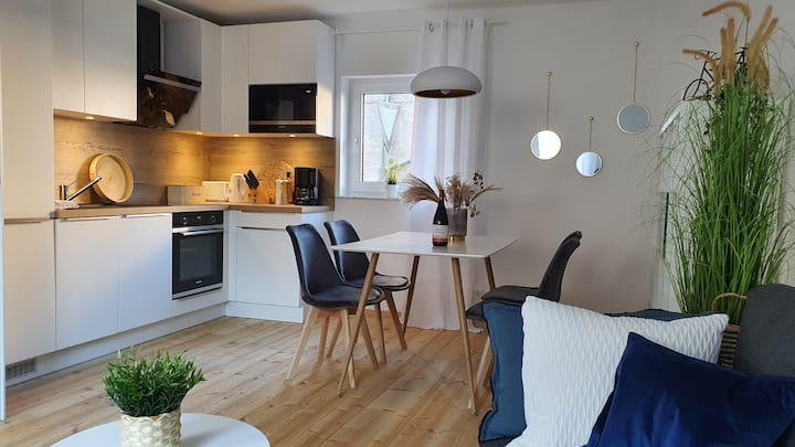 Beautiful bright flat in best place of Darmstadt
