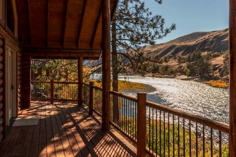 Riverview Cabins #3