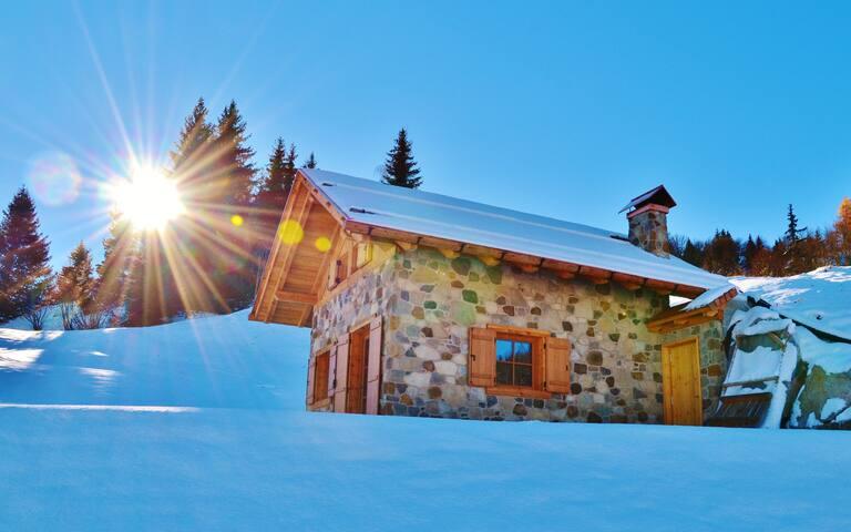 BAITA MONTE PELLER - Val di Non - Cles - Srub
