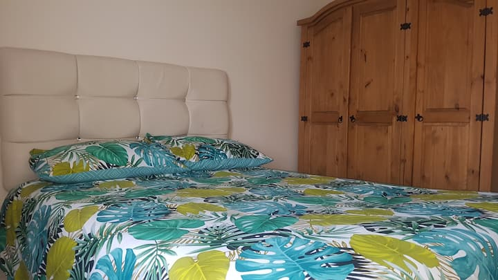 Cosy double rooms in Stockton town centre