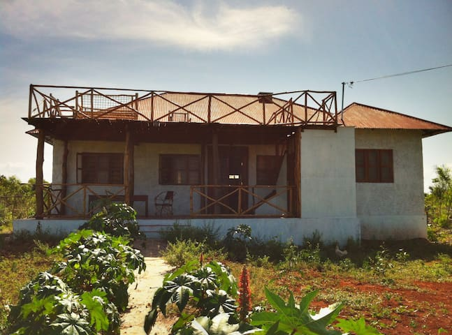 selfcatered Family house for 6 people in Jambiani