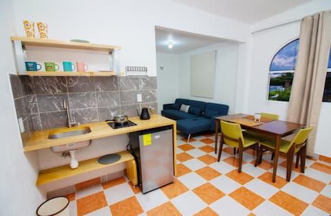 Nuevo Loft Departamento cerca a Grutas Tolantongo