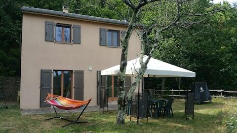 Maison Familiale en Cévennes - Le Chareiral