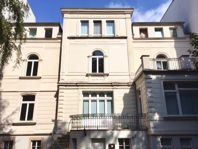Traumhafte Stadtvilla mitten in Leipzig