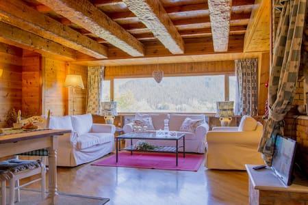 Pescasseroli Luxurious Panoramic Apartment