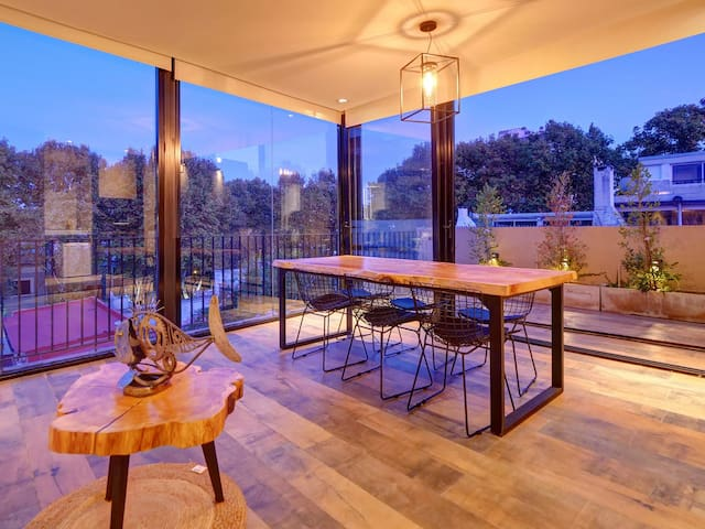 Loft in Palermo Soho w/ Pvt. Terrace & BBQ