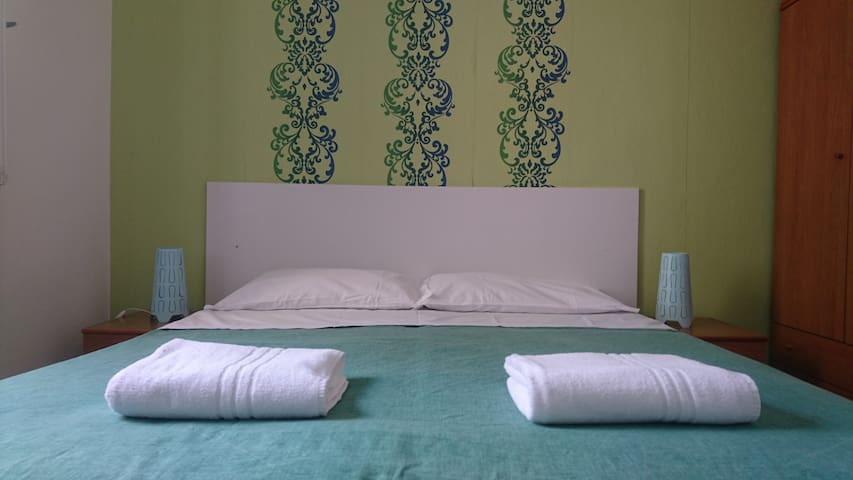 Double Room Green Pisa Lodge