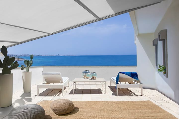 Apulia Suite★Rooftop Terrace &Private Beach Access