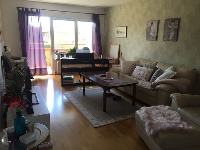 Welcom 2 WisbyApartment with 4 beds - Visby - Appartement