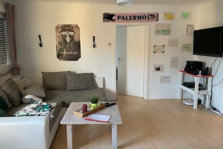 Kleine helle Wohnung in perfekter Lage