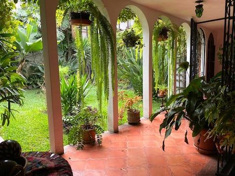 El Jardín de Don Hugo