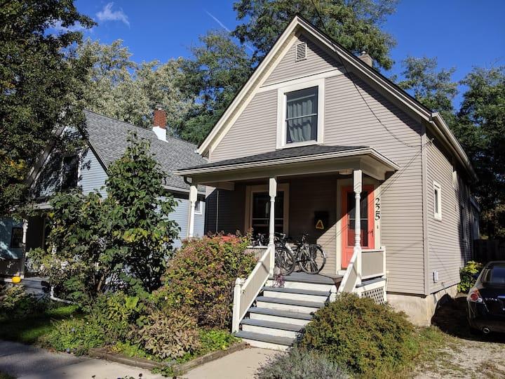 Sunny, Downtown Ann Arbor Home