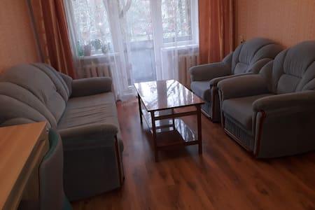 Welcoming apartment near TalTech University
