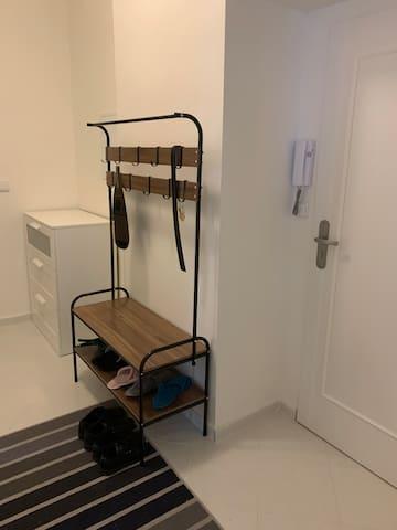 Útulný byt pod Vyšehradem