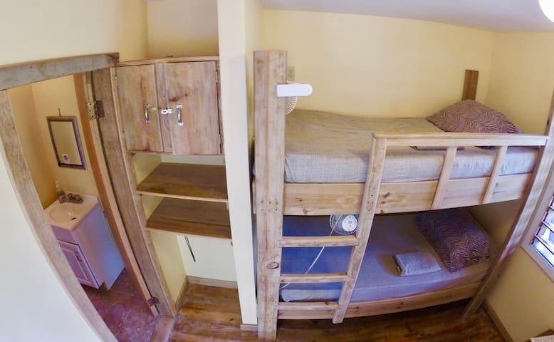 2-bed Dorm room in Hostel